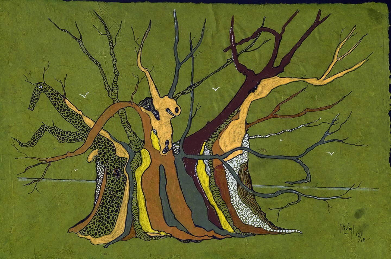 Hélène Stevens - En-famille-les-arbres.!