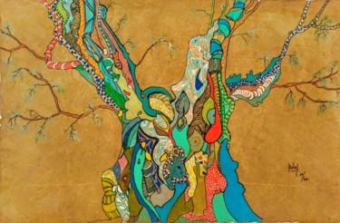 L'arbre de la Paix et ses olives