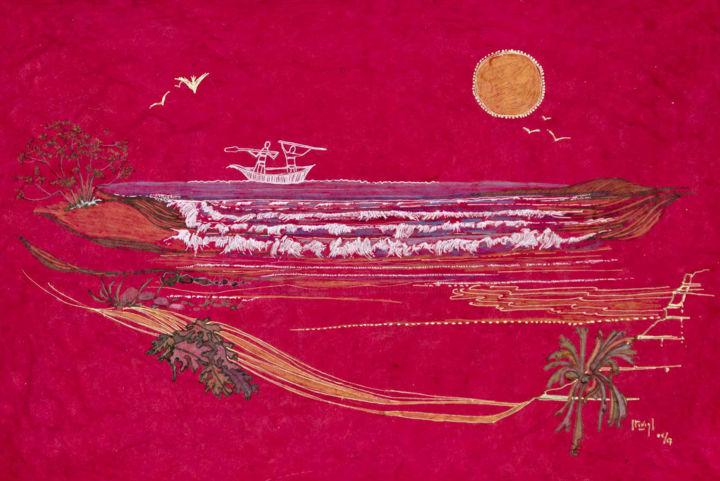 Hélène stevens - Pécheurs Aborigènes